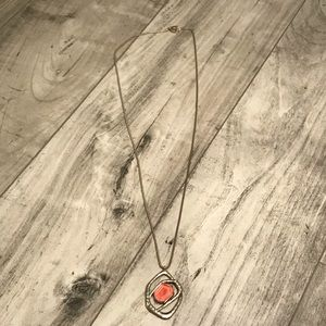 Silpada Sloan Sterling Silver Necklace